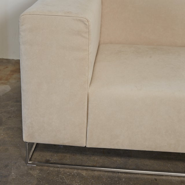 Image of Living Divani 'Wall 2' Sectional by Piero Lissoni