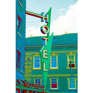 """Hotel Murray"" Photograph"