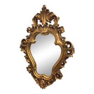 Vintage French Louis XV Style Mirror