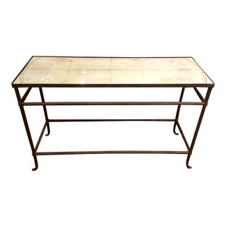 Currey & Co. Aquarius Console Table