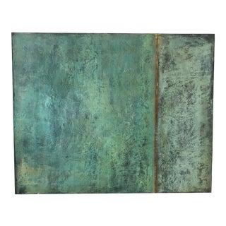 """Original Painting """"Tete a Tete 4"""" by Marceau Verdiere"""