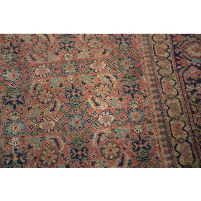 """Antique Tabriz Rug - 4'3"""" X 6'3"""" - Image 9 of 10"""