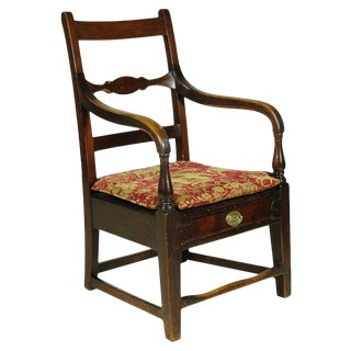 19th C. Federal Arm Chair