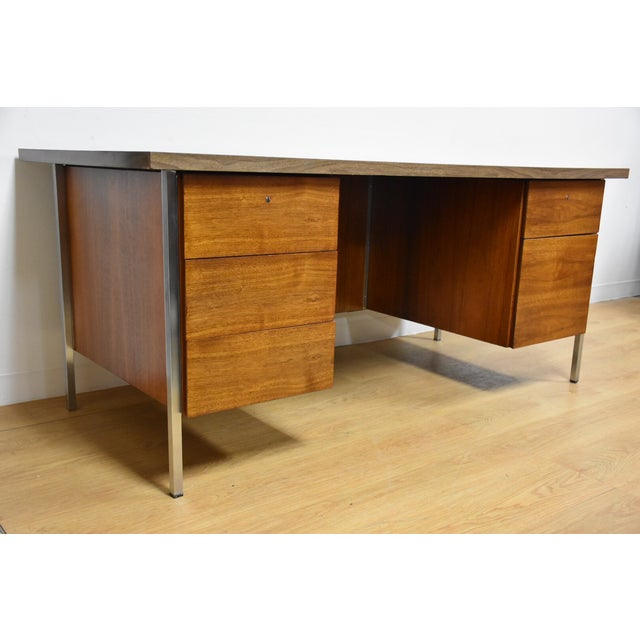 Knoll Office Desk - Image 3 of 11