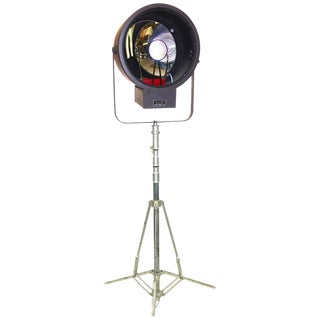 Early Mid-Century Kliegl Bros. Cinema Metal Halide Studio Lamp Prototype