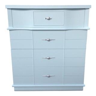 Kroehler Mid-Century Modern Powder Blue Dresser