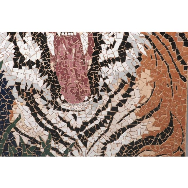 Mosaic Tiger Coffee Table - Image 6 of 7