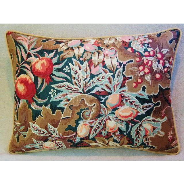 Designer Brunschwig & Fils Filoli Pillows - Pair - Image 5 of 11