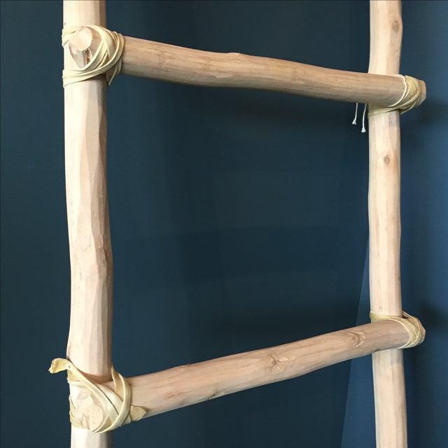 Bamboo Ladder - Image 3 of 7