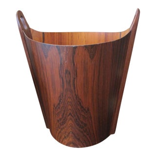 Very Chic Aps Heggen Norwegian Rosewood Paper Basket