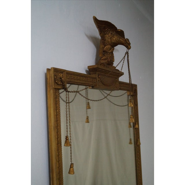 Image of Friedman Brothers Large Federal Style Mirror