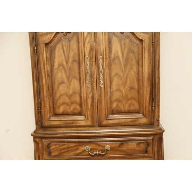 Vintage Century Furniture Armoire/Chest - Image 7 of 11