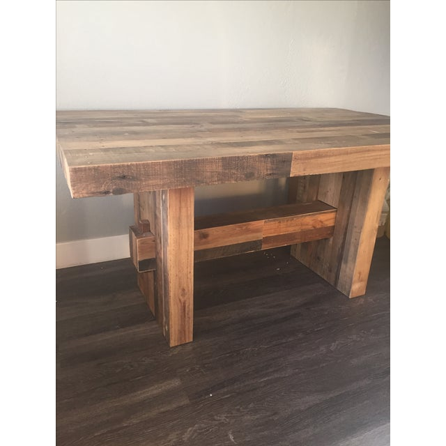 West Elm Emmerson Dining Table - Image 3 of 4