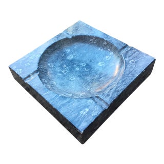 Charcoal Natural Stone Ashtray