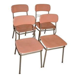 """Heywood Wakefield Chairs """"Hey Woodite"""" Plastic Chairs"""