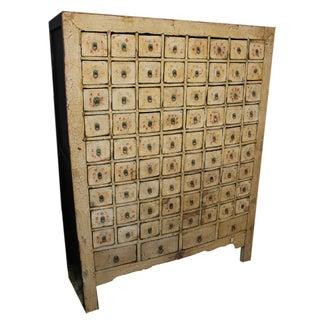 Antique Mongolian Apothecary