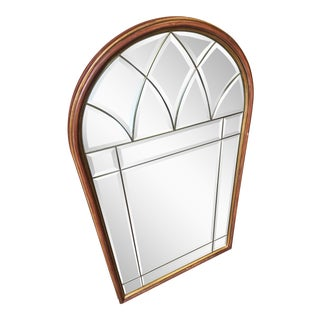 LaBarge Arched Wooden Mirror