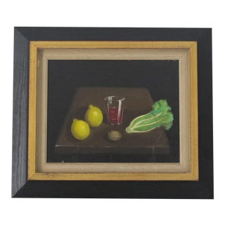 Fruit & Vegetable Still Life Painting