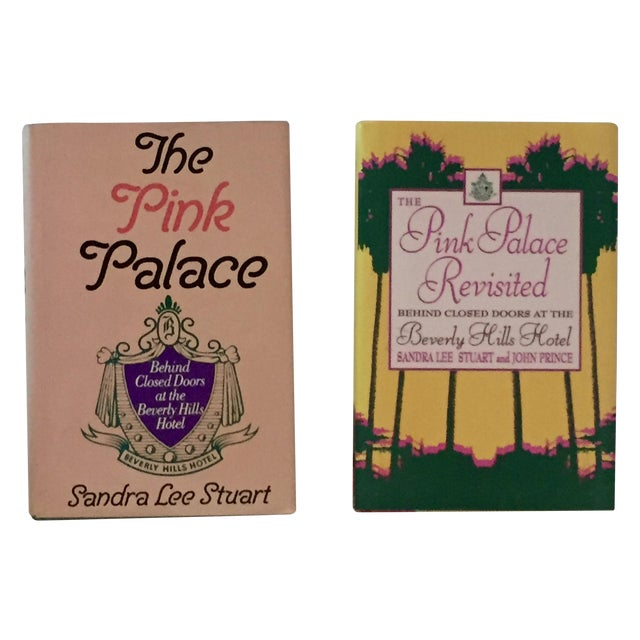 The Pink Palace Books - Set of 2 - Image 1 of 3