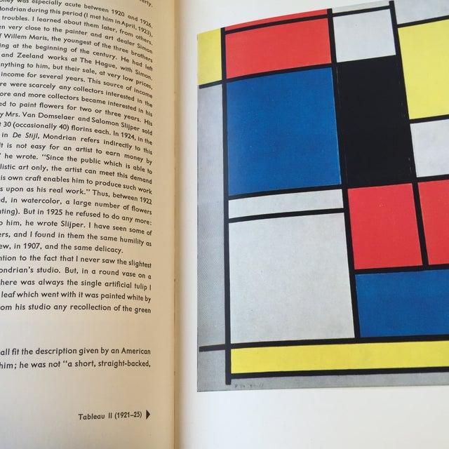 Piet Mondrian - Life and Work Book 1956 - Image 5 of 11