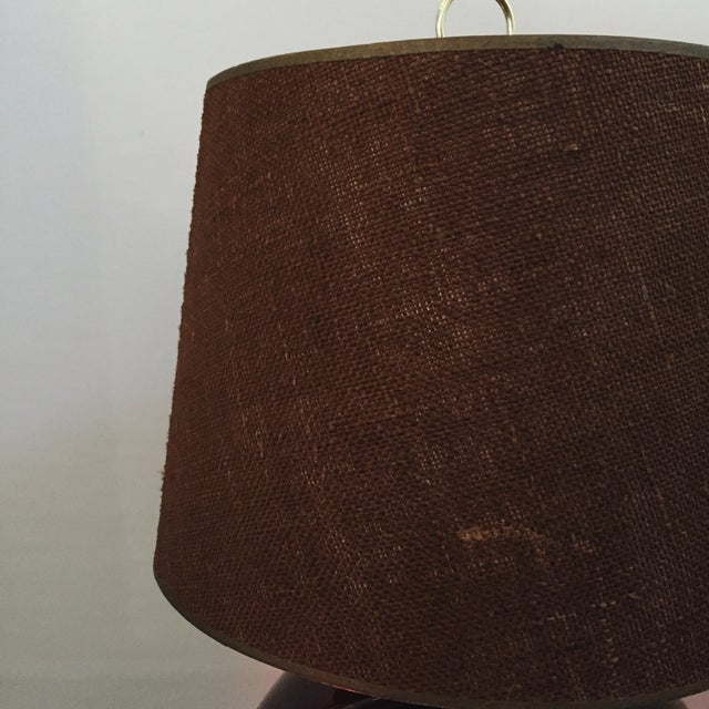 Image of Mid-Century Sculptural Table Lamp
