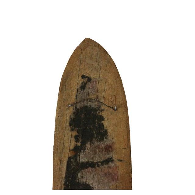Image of 1900s Songye African Shield, Tribal War Wall Decor