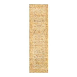 "Pasargad Oushak Wool Area Rug- 2'10"" X 11'10"""