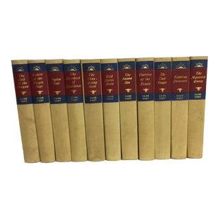 Set of Zane Grey Vintage Books - 11