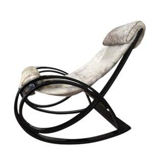 Gae Aulenti Sgarsul Rocking Chair