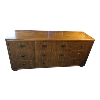 Drexel Passage Collection 9-Drawer Lowboy Dresser