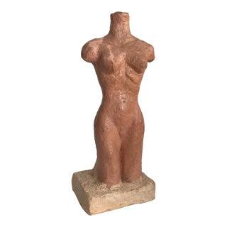 Sculpture - Vintage Female Figure