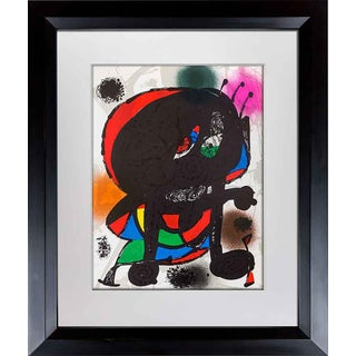 1977 Joan Miro Original Cat. Ref. C230 Lithograph