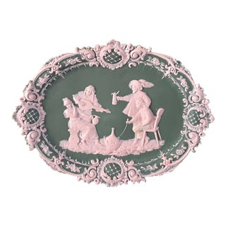 Antique Wedgewood Victorian Platter
