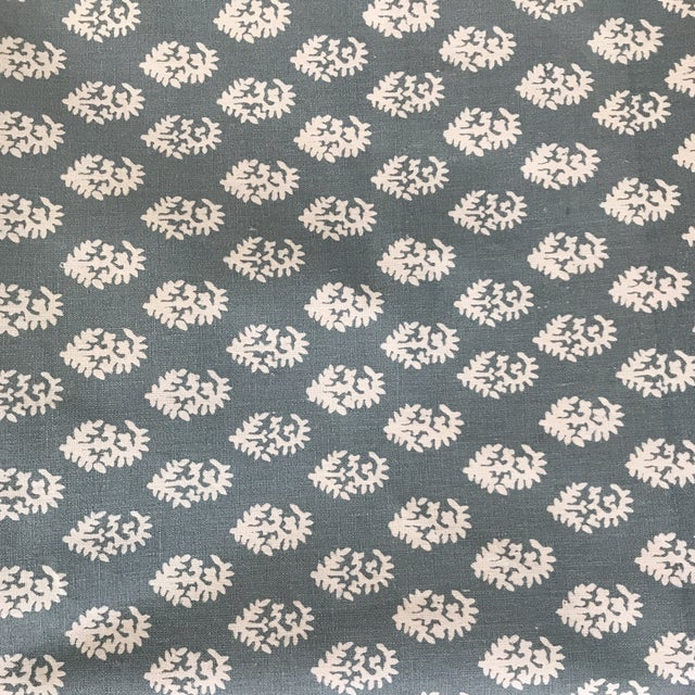 """Peter Dunham """"Rajmata"""" Fabric - 1 2/3 Yards - Image 2 of 3"""