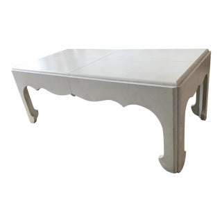 Mattaliano Frank Vellum Coffee Table