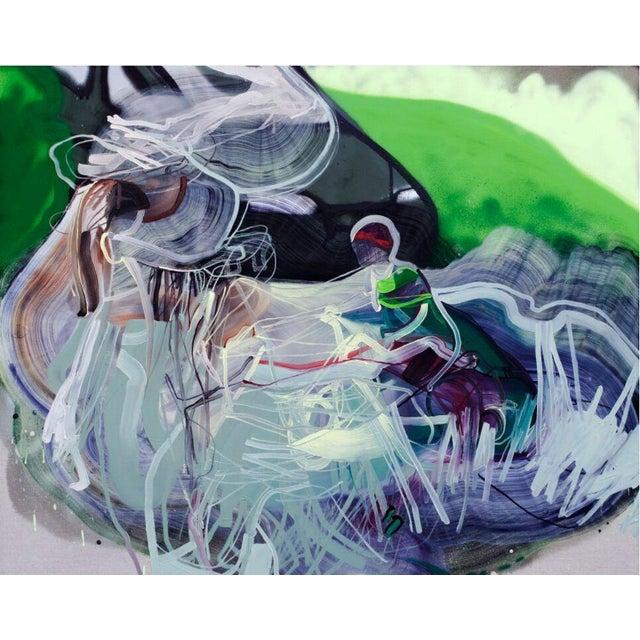 "Dana Oldfather ""Bubble Gun"" - Image 2 of 3"