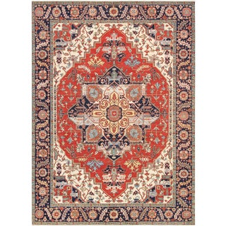 "Serapi Wool Area Rug - 9'10"" X 13'10"""