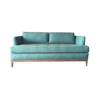Mid-Century Style Custom Love Seat Sofa