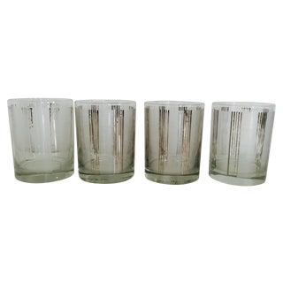 Georges Briard Mid-Century Glasses - Set of 4