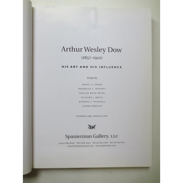 Arthur Wesley Dow: His Art & Influence - Image 5 of 10