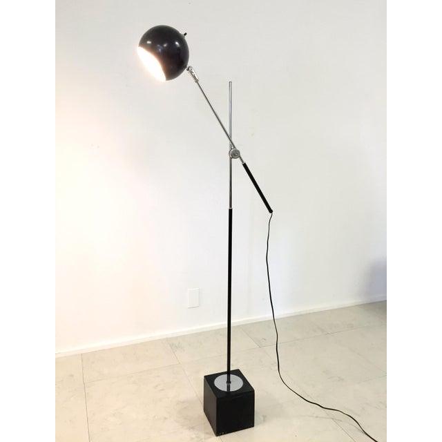 George Kovacs Mid-Century Floor Lamp - Image 4 of 7