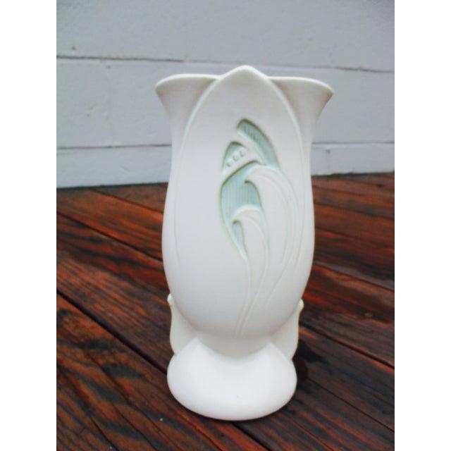 Roseville Silhouette Art Pottery Vase - Image 6 of 11