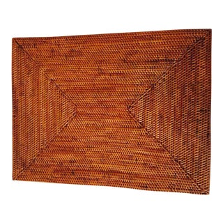 Indonesian Woven Placemats - Set of 8