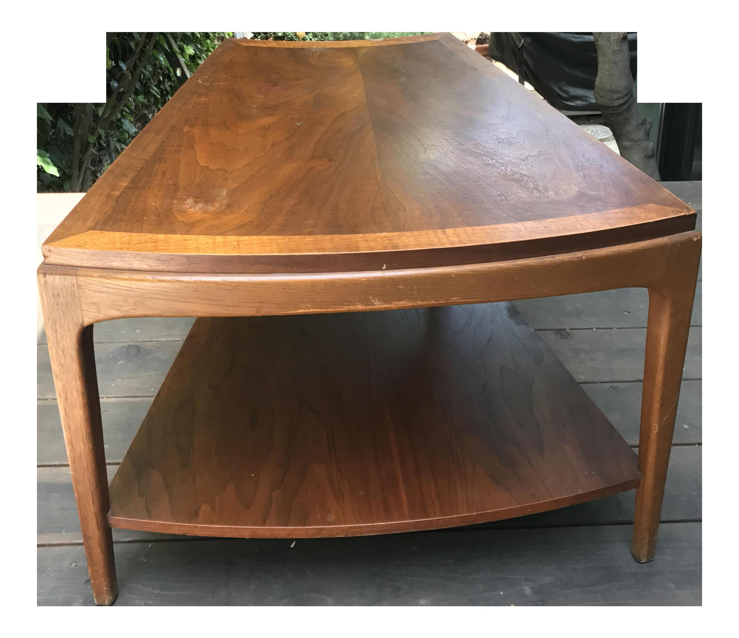 Modern Furniture Side Table vintage & used lane furniture side tables | chairish