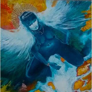 'Warrior Goddess' Original Painting