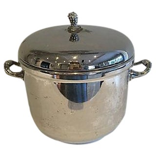 1960s Silver-Plate Ice Bucket