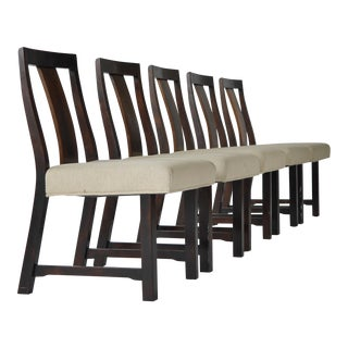 Edward Wormley Dining Chairs - Set of 5