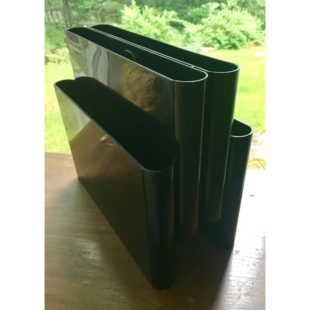 Vintage Giotto Stoppino Magazine Rack for Kartell - Image 5 of 10