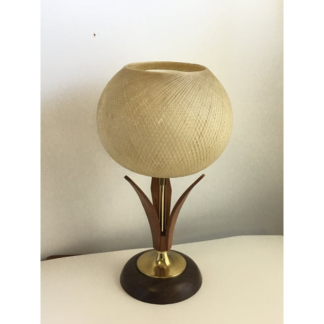 Image of Mid-Century Spaghetti Table Lamp