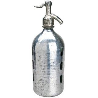 Fides Argentinian Seltzer Bottle